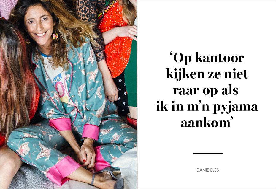 Pyjama visual