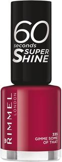 60 seconds supershine - 335 Gimme Some Of That - Nagellak