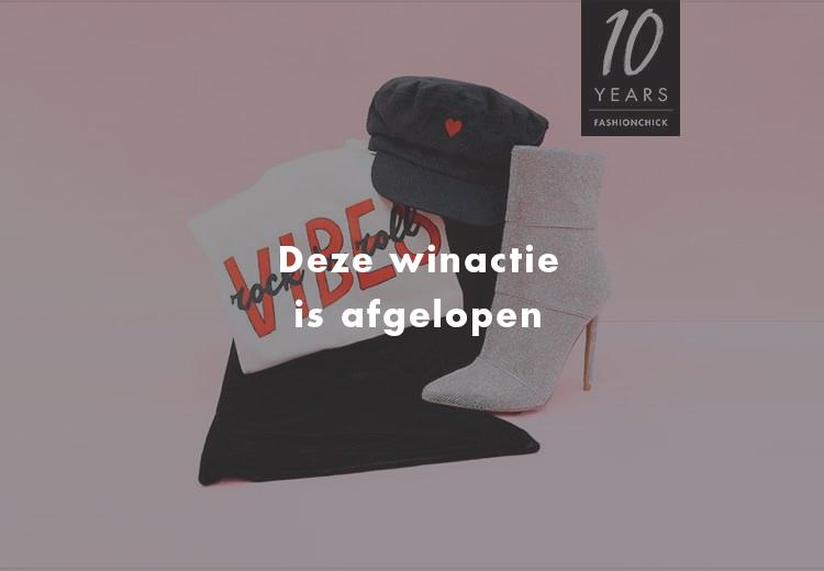 Schrijf je in & win €1400,- shoptegoed van onze favoriete shops