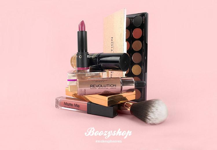 WIN: Een Boozyshop make-up pakket van t.w.v. €100,-!