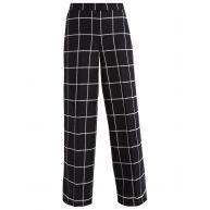 Smarteez PALAZZO Pantalon schwarz