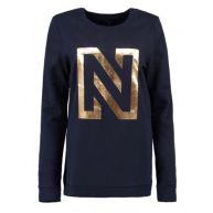 Nikkie Sweaters Donker Blauw