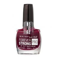 Maybelline Forever Strong nagellak - 287 midnight red