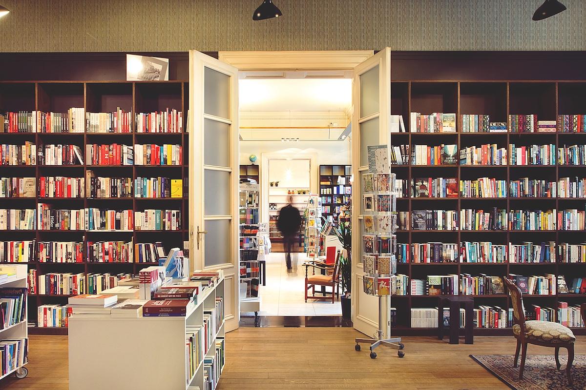 mooiste boekwinkels van nederland