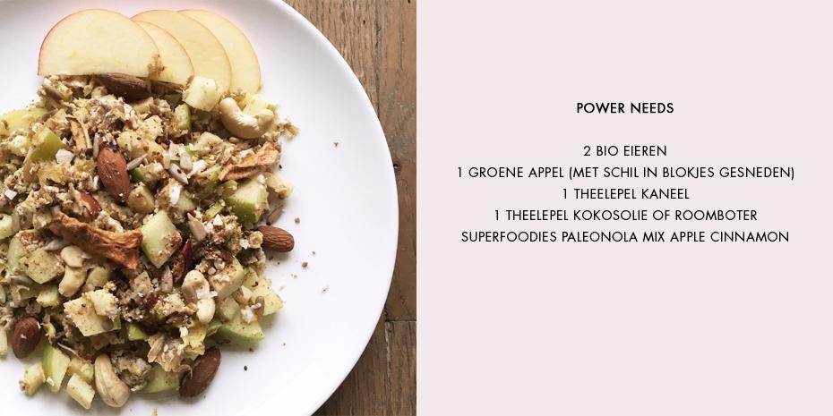 Appel en kaneel recepten