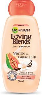 Loving Blends Vanille en Papayapulp 2 in 1 Shampoo - 300 ml - Shampoo