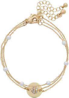 Dames armband (3-dlg. set) in goud