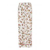 Baum und Pferdgarten Nicki loose fit broek met vogelprint en pyjamalook