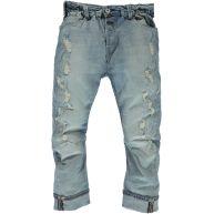 Lia ladies pants L.22 - Blue