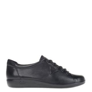 Soft 2.0 veterschoenen zwart