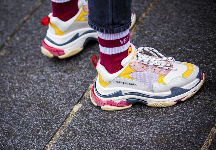 Sneakers 2019: dit zijn de mooiste trends