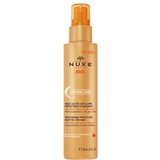 Sun - Sun Moisturising Protective Milky Oil For Hair