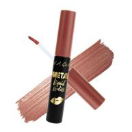 L.A. Girl Metal Liquid Lipstick - Smolder