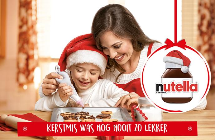 Hotspot – Nutella christmas bakery te Amsterdam