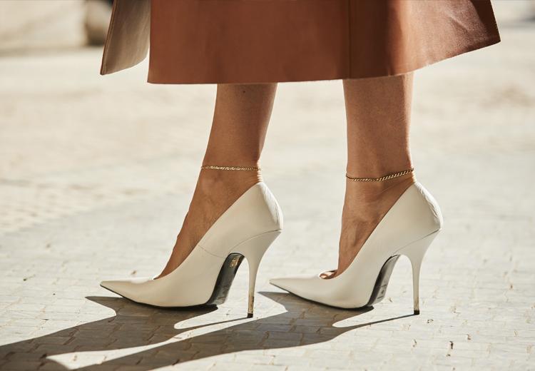 Zo voorkom je blaren door nieuwe schoenen