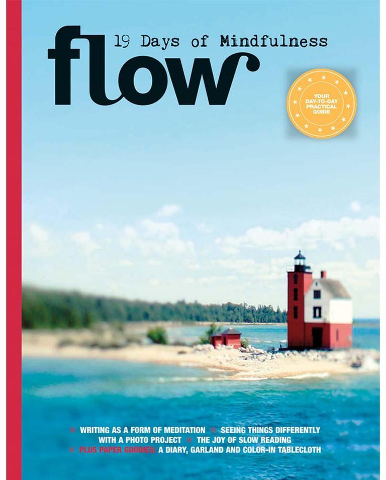 Flow 19 days of Mindfulness