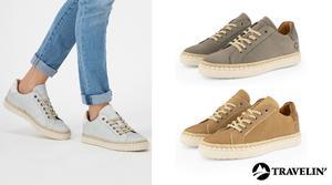 Voorjaarssneakers én -laarzen van Travelin