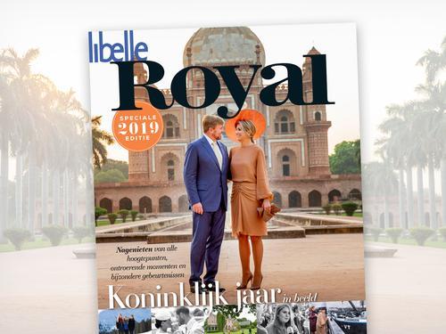 Libelle maakt jaarboek koningshuis: Libelle Royal