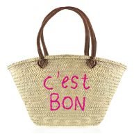 Beach Bag C'est Bon - Purple
