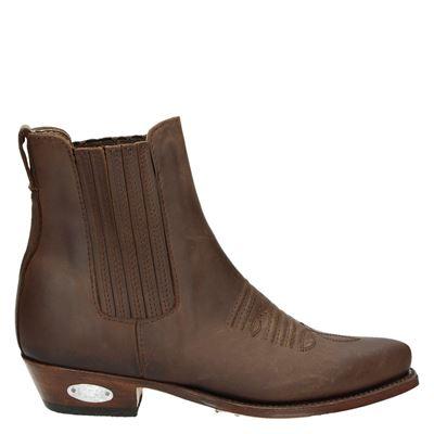 Brune Cowboystøvler Salg Beste Salg xz5grGyrK