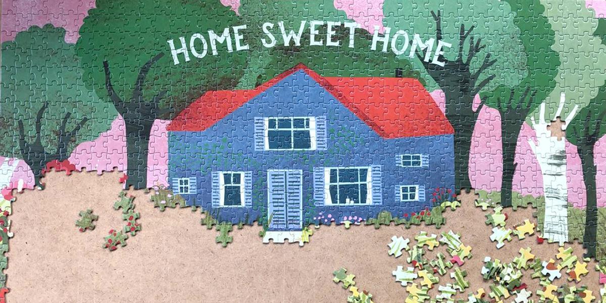 flow puzzel home sweet home lotte dirks puzzelen