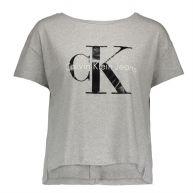 Calvin Klein Square cut tee grey