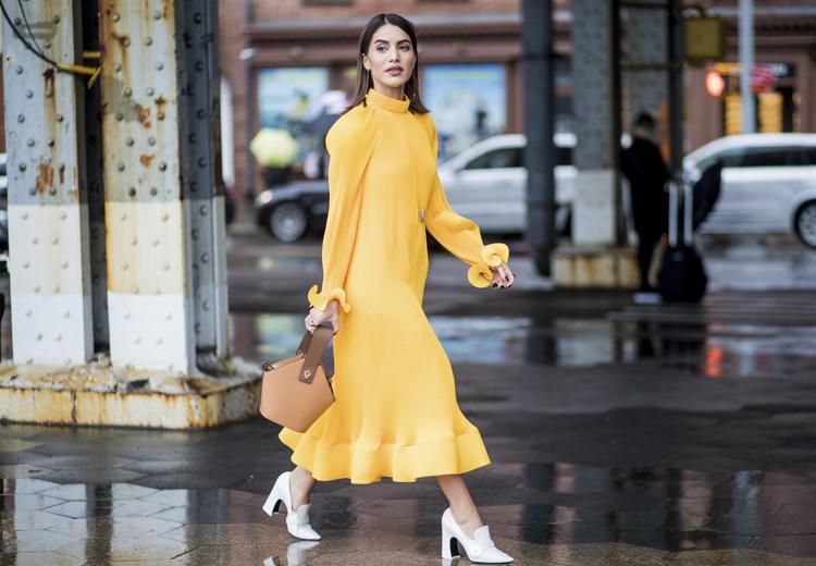 De mooiste gele kleding voor Pasen