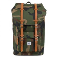 Herschel Supply Co. - Little America rugzak met Woodland camouflagepatroon