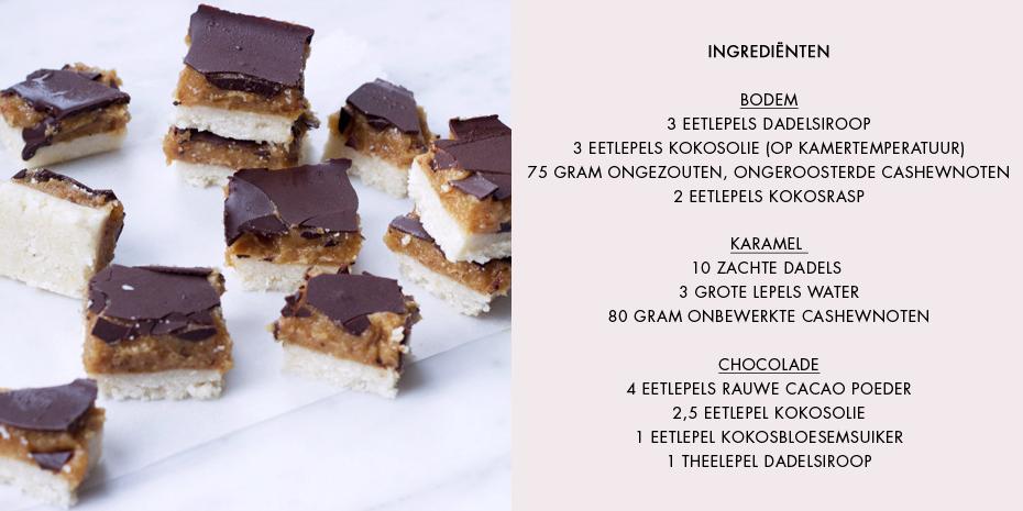 snicker recept