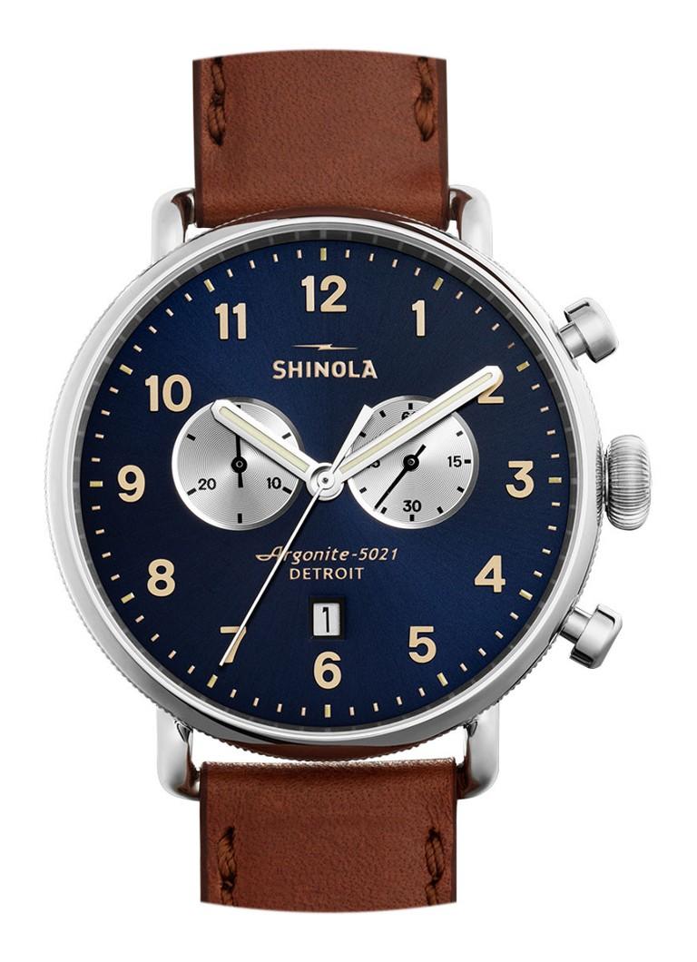 Shinola Horloge Canfiel S0120001940 x9BYR