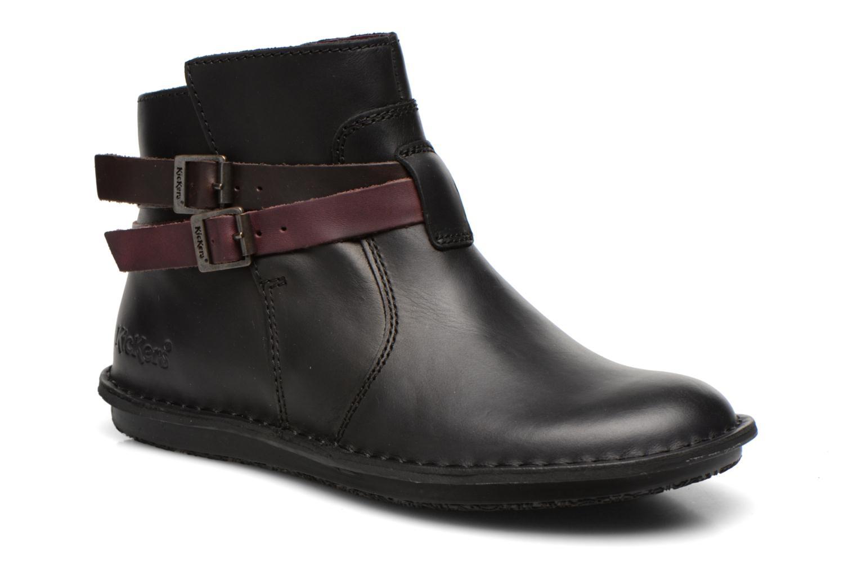 Boots en enkellaarsjes WOUASO by Gratis Verzending Outlet Store Outlet 100% Authentiek Online Kopen nNfwD