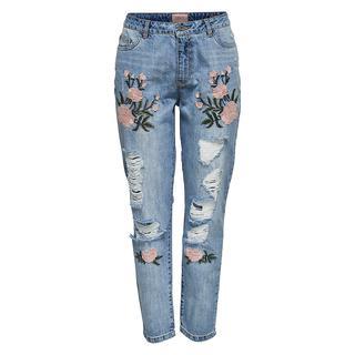 Skinny Jeans Female Blauw