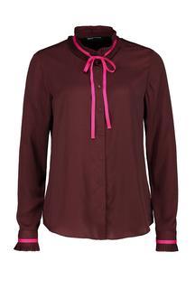 Nagala blouse bordeaux rood