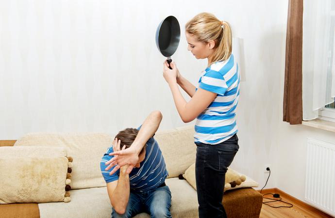 irritaties in relatie