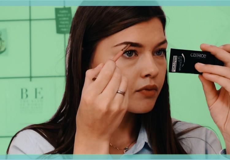 Video: eyebrow tutorial