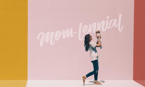 Onderzoek: Mom-lennial lijkt in niets op clichés