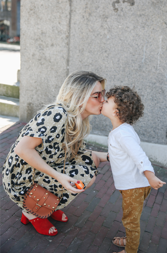 Mommy Diary: Jamie-Lee's Spring fashion!