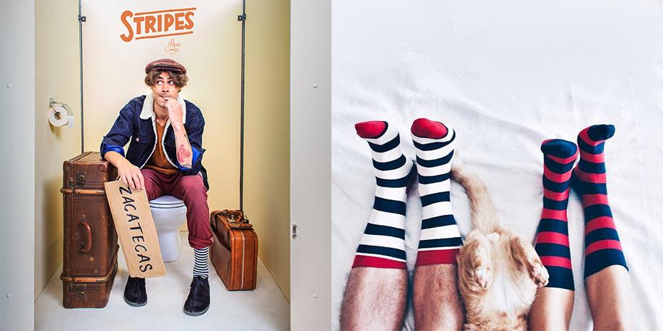 Sint- en klerstcadeaus voor hem: sokken
