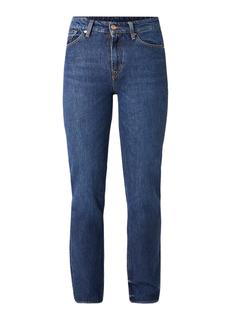 Lucy high rise straight fit jeans