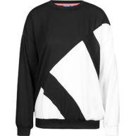 adidas Eqt W Sweater sweater zwart wit zwart wit