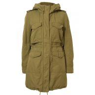 W-Puja-B Jacket Groen