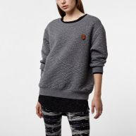 O'Neill Sweatshirt Quilted Crew