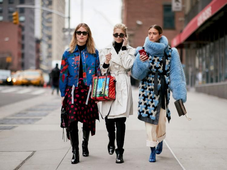 Outfit inspiratie: New York Fashion Week 2018