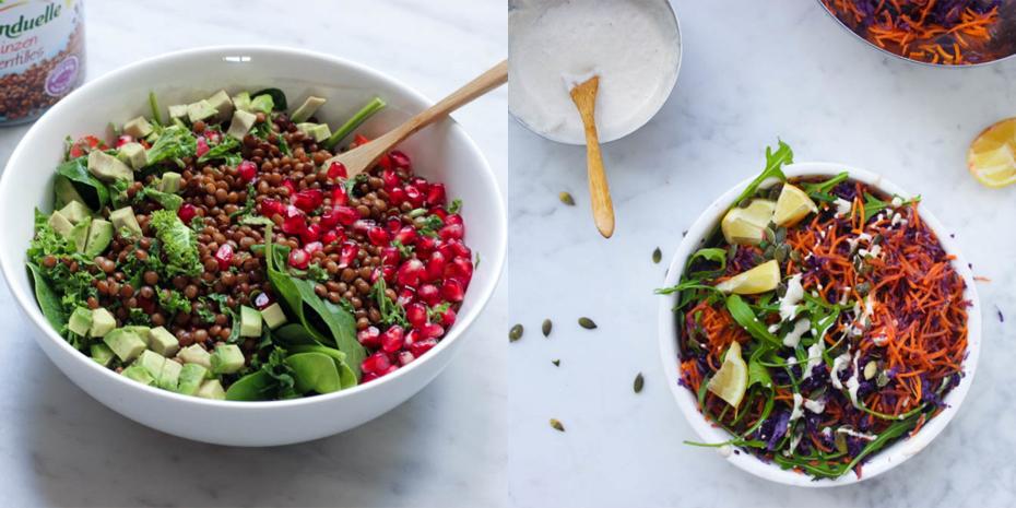 #5 Salades