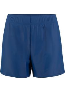 Dames zwemshort in blauw