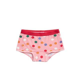 shorts Dots pink maat 110/116