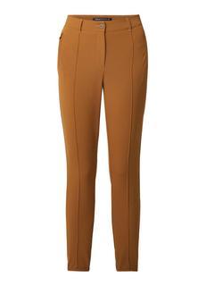 Layla skinny fit pantalon met ritszak