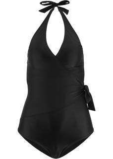 Dames badpak in zwart