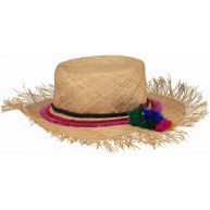 Maison Scotch Straw Hat Series In Various Qualities