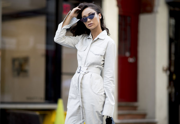 On trend met de boilersuit